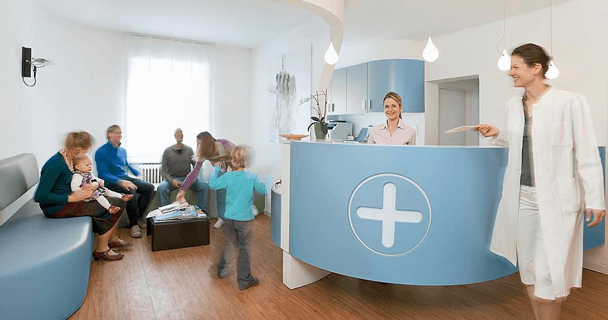 23491724c0c8 Você sabe como organizar a sala de espera da clínica?